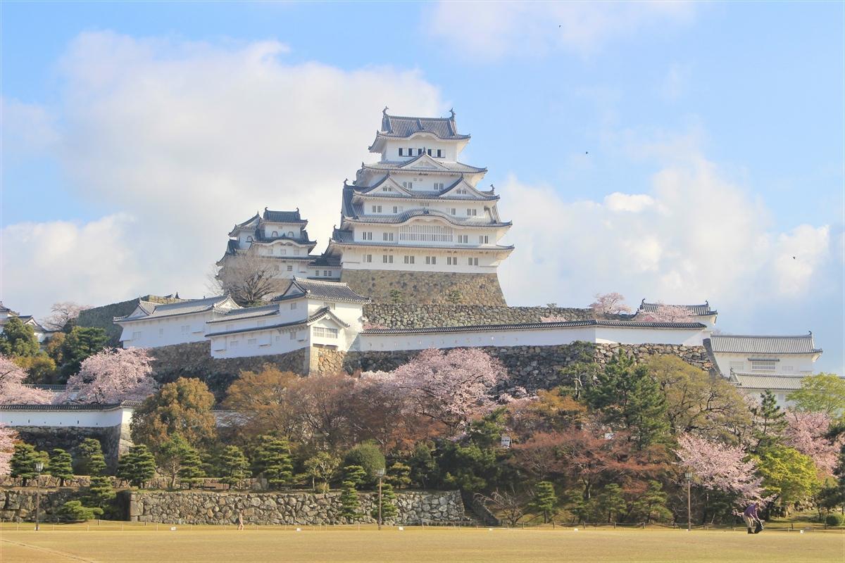 姫路城のスタンプ・御城印情報