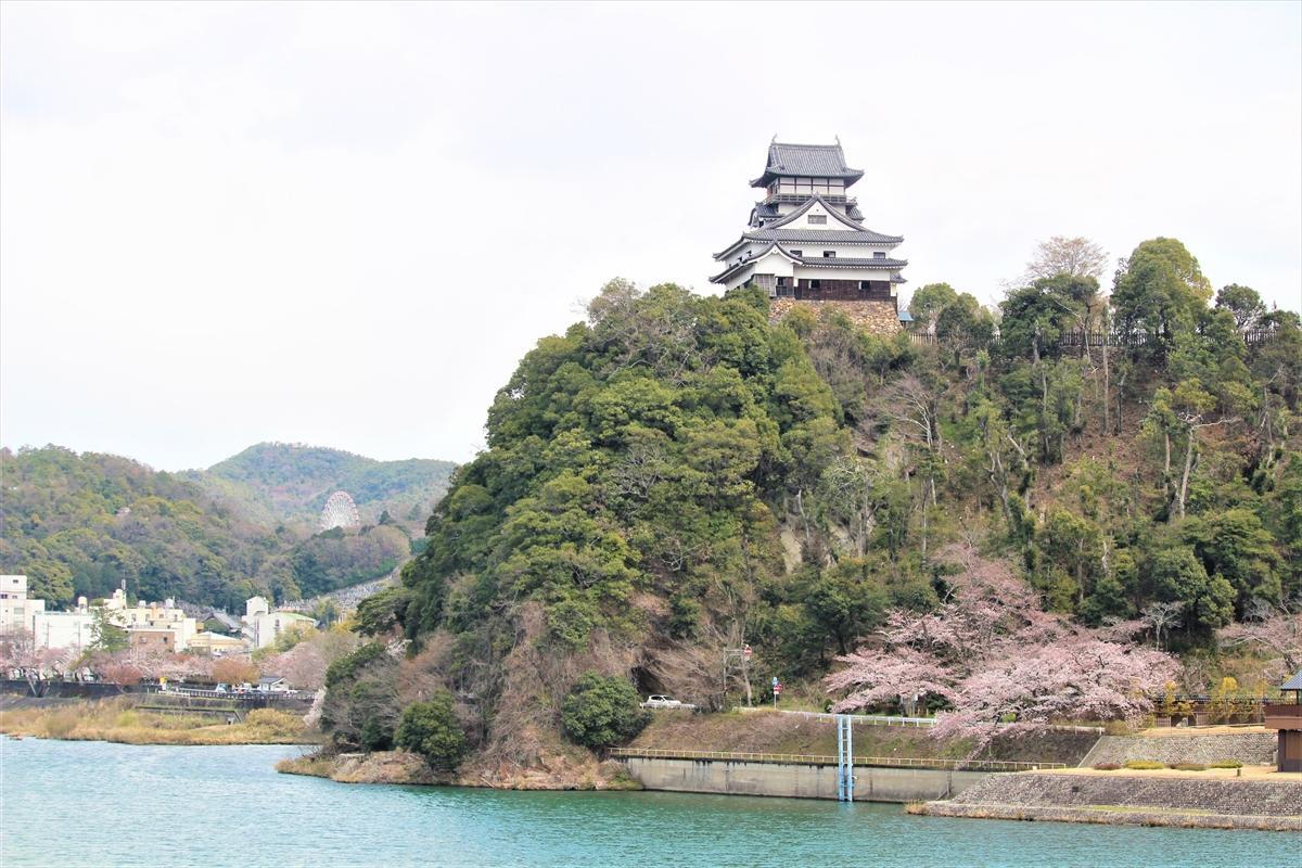 犬山城の御城印・日本100名城スタンプ