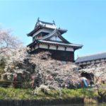 大和郡山城の続日本100名城スタンプ